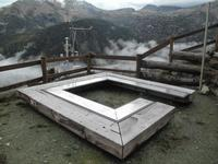Equipped panoramic observation points